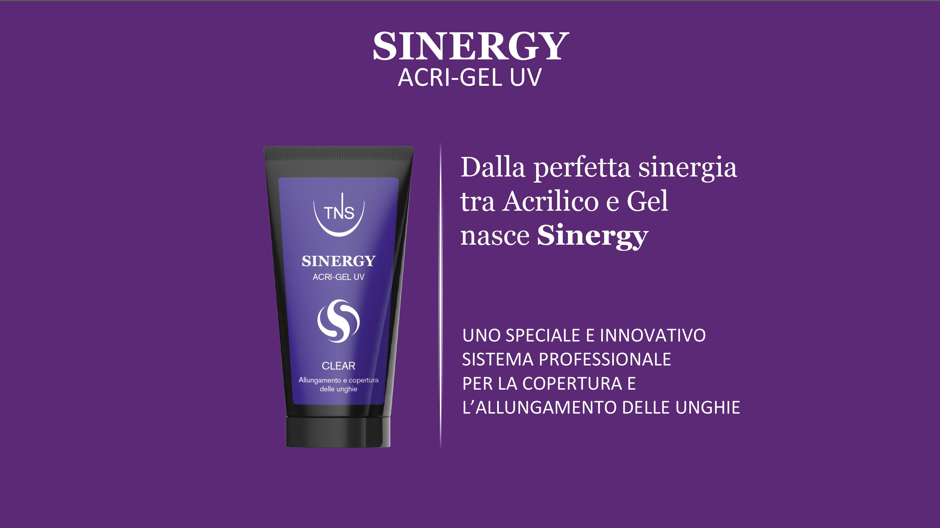 SINERGY Acri-gel uv - DRVgroup
